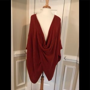 Renee's NYC accessories shawl/cape wrap, one size